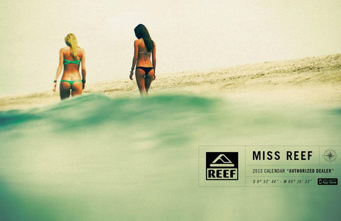 Miss Reef Poster Low Pelauts Com